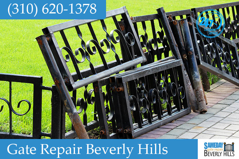 gate repair beverlyhills ca